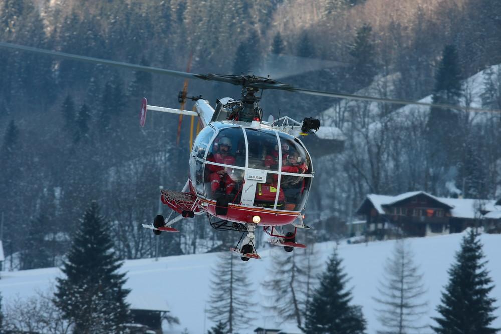 Alouette III ZEQ
