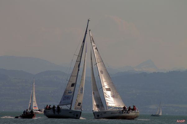 Alpari World Match Race Tour - Langenargen 2012