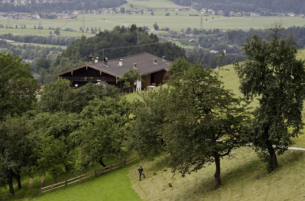 Alpbacher Höhenweg I