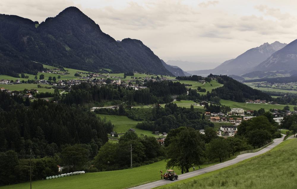 Alpbacher Höhenweg II