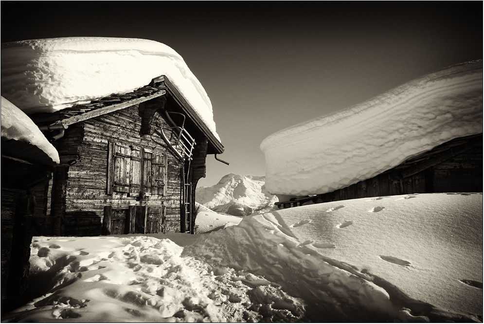 Alpe Bäll / Belalp - Schweiz