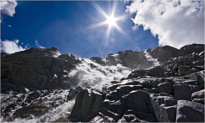Alpeiner Gletscherbach II