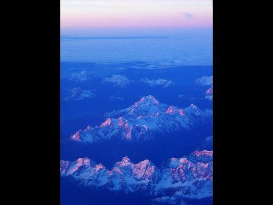 Alpen 11000 m