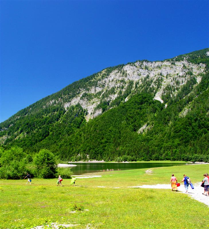 Alpen bei Berchtesgaden 02