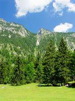 Alpen bei Berchtesgaden 04