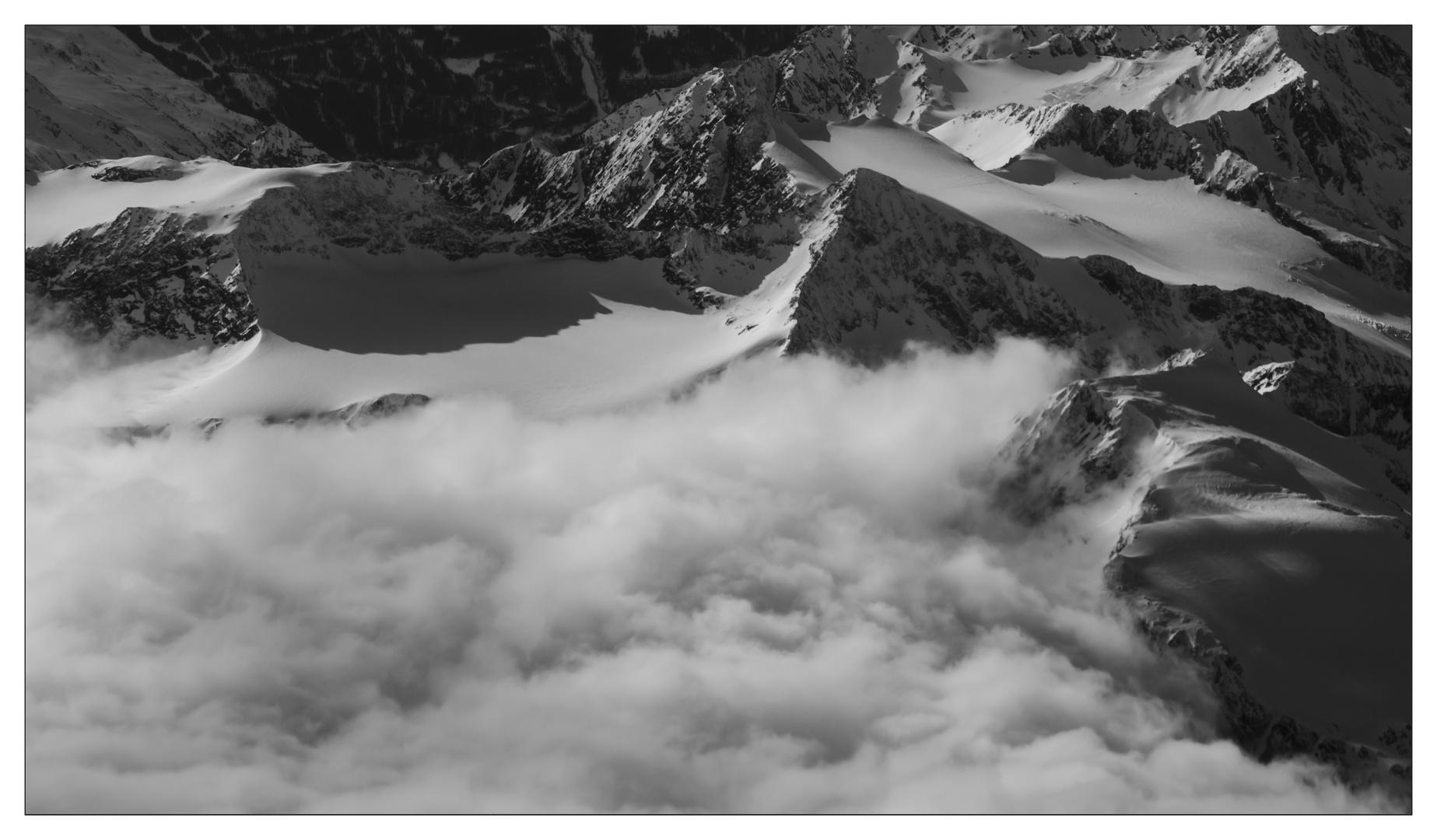 Alpen Südstau