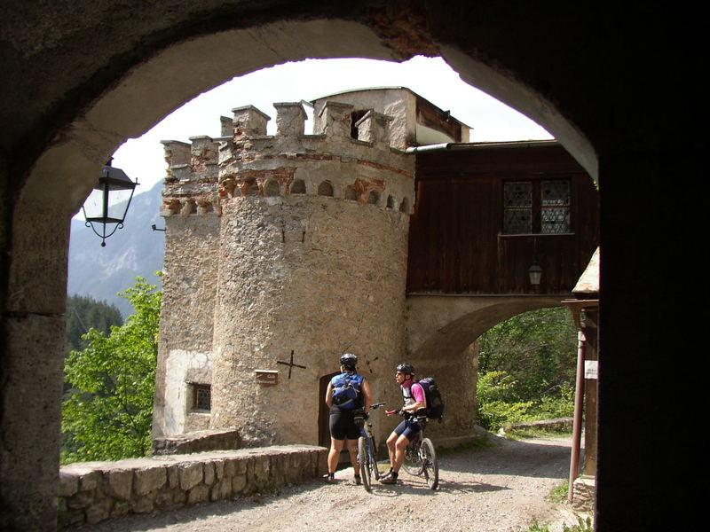 Alpen-X Burg
