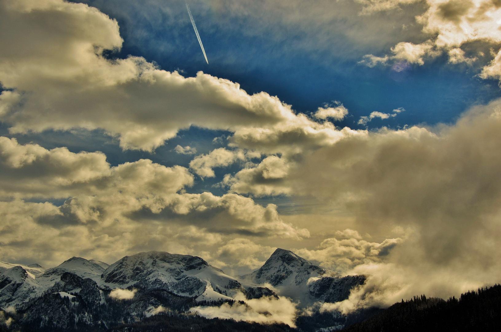 Alpenblick II
