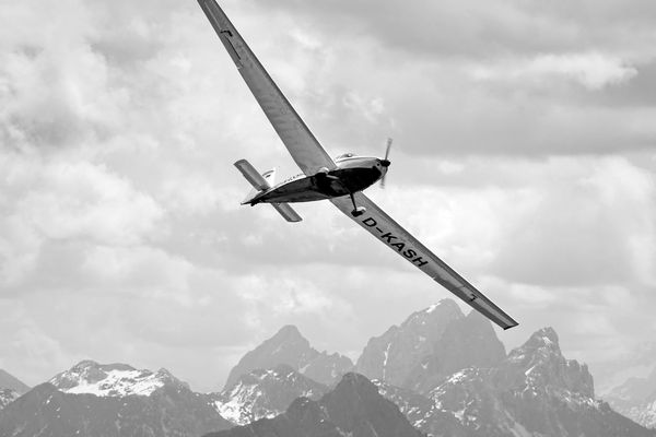 ' Alpenflug '