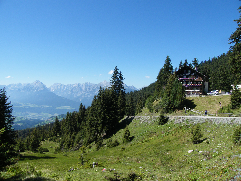 Alpengasthof Loas am Hochpillberg