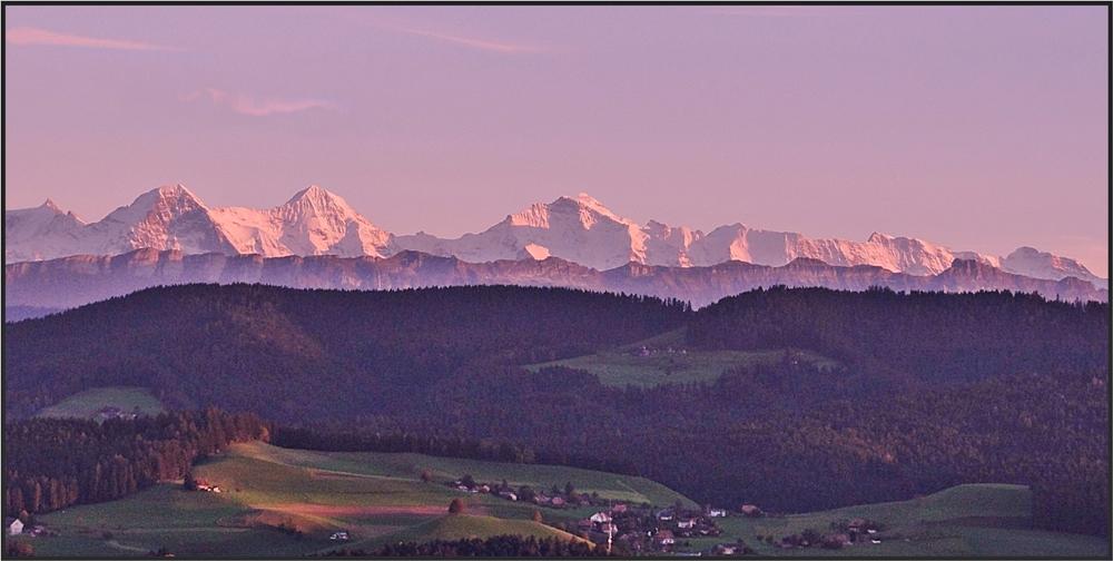 Alpenglühn
