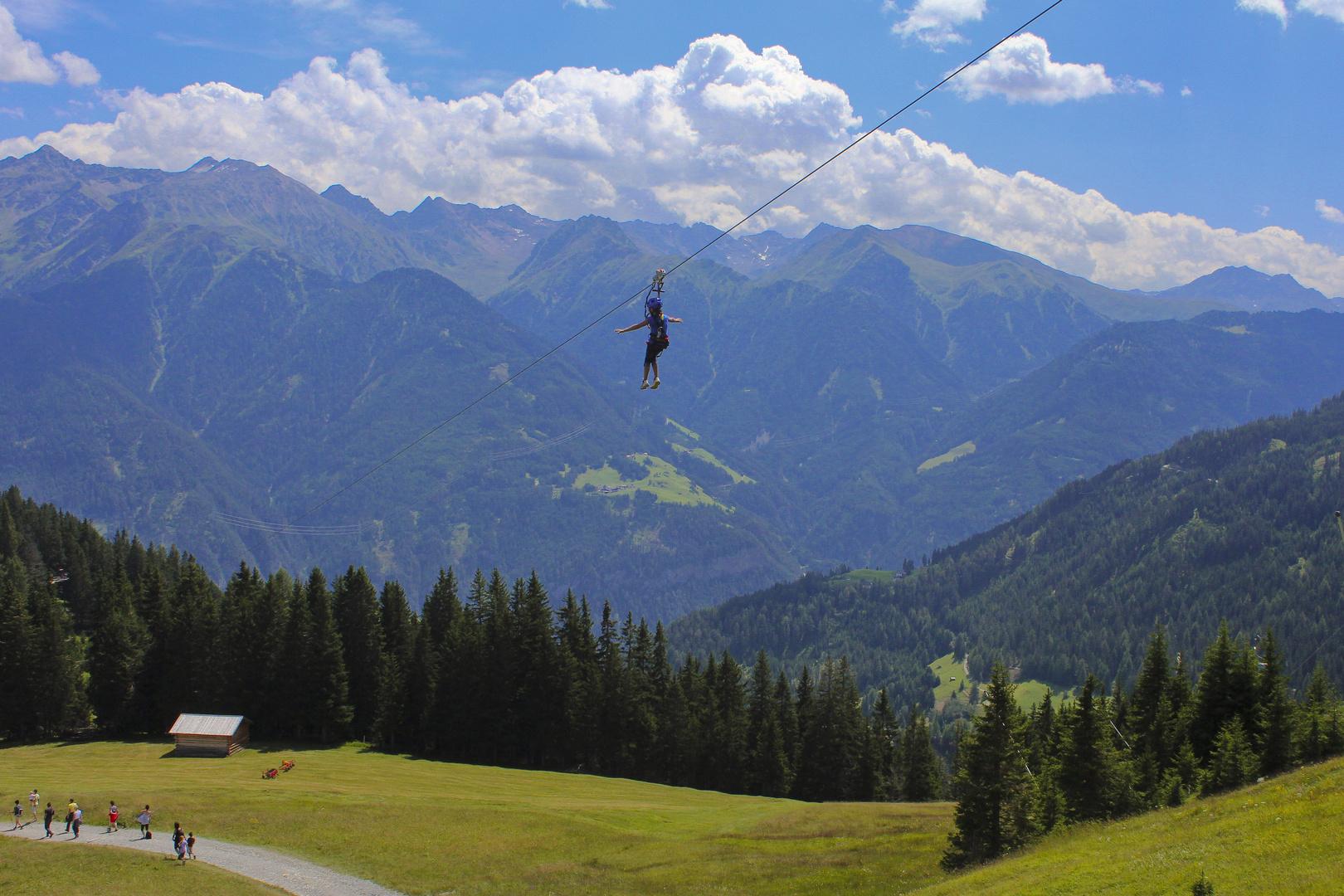 Alpenschnellweg
