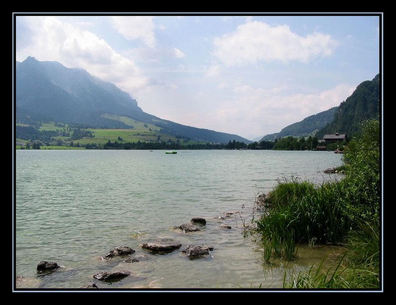 Alpensee in Tirol