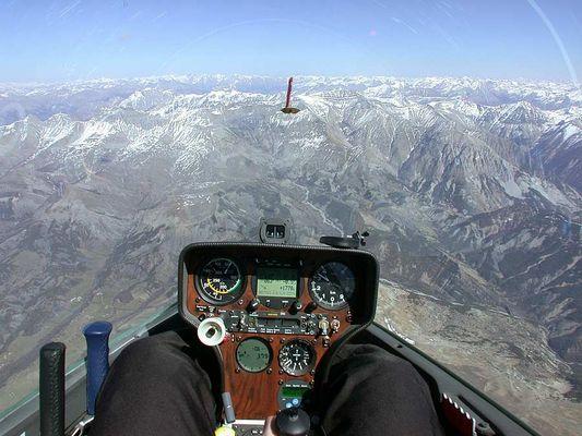 Alpensegelflug