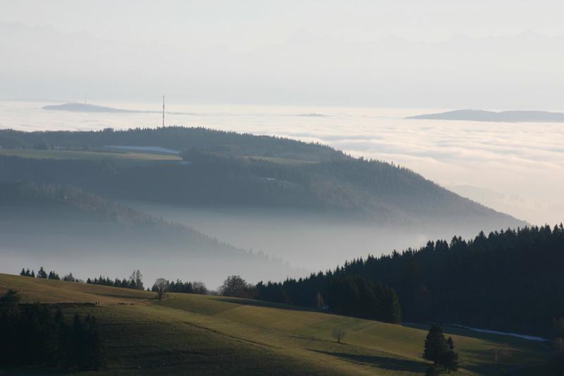 Alpensilhuette