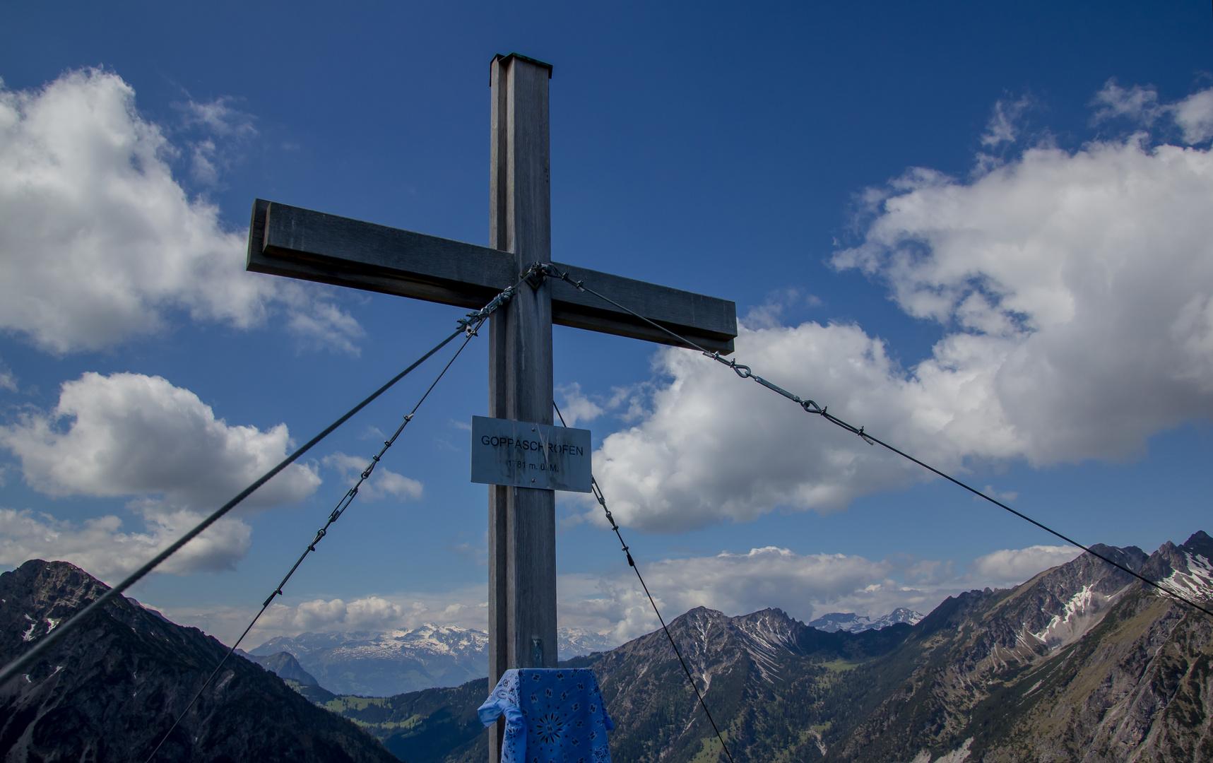 Alpenwäschetrockner