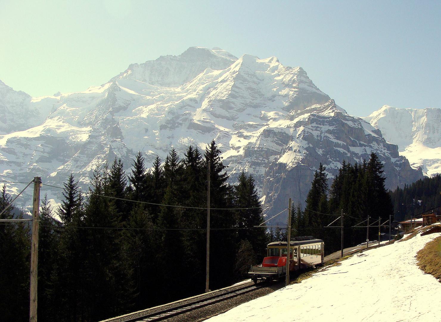 Alpes bernoises / Berner Alpen.03