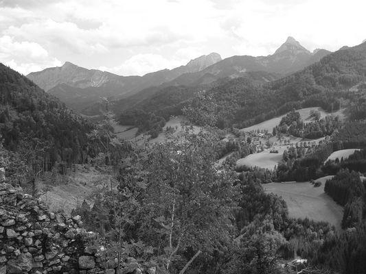 Alpes de la haute autriche