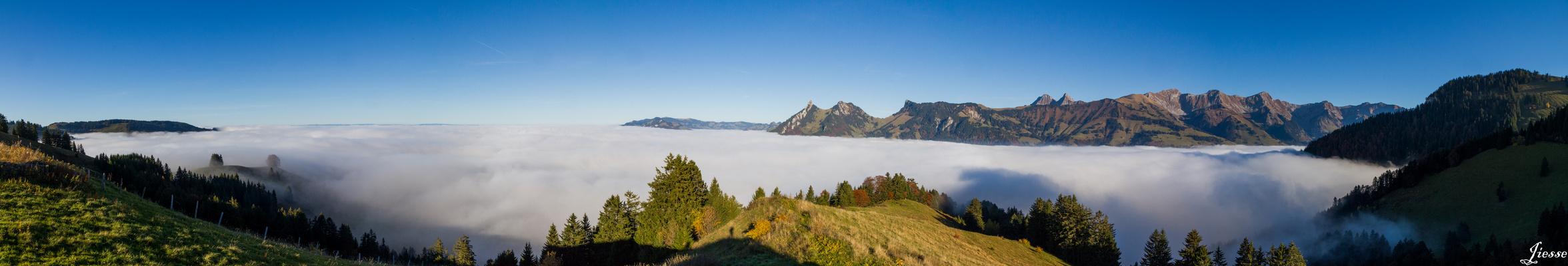 Alpes fribourgeoises