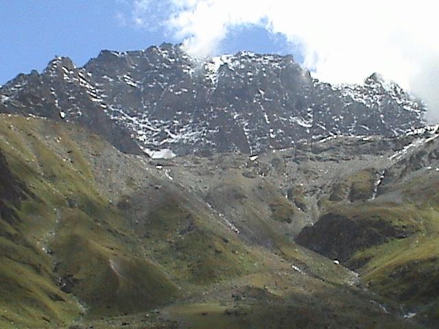 alpes frontera suiza- italia