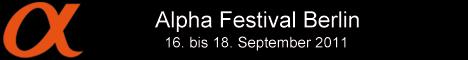 Alpha Festival Berlin von MarieS.