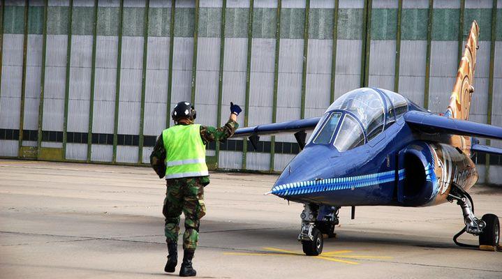 alpha jet ok