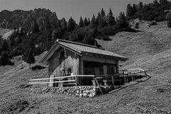Alphütte Triesenberger Garselli