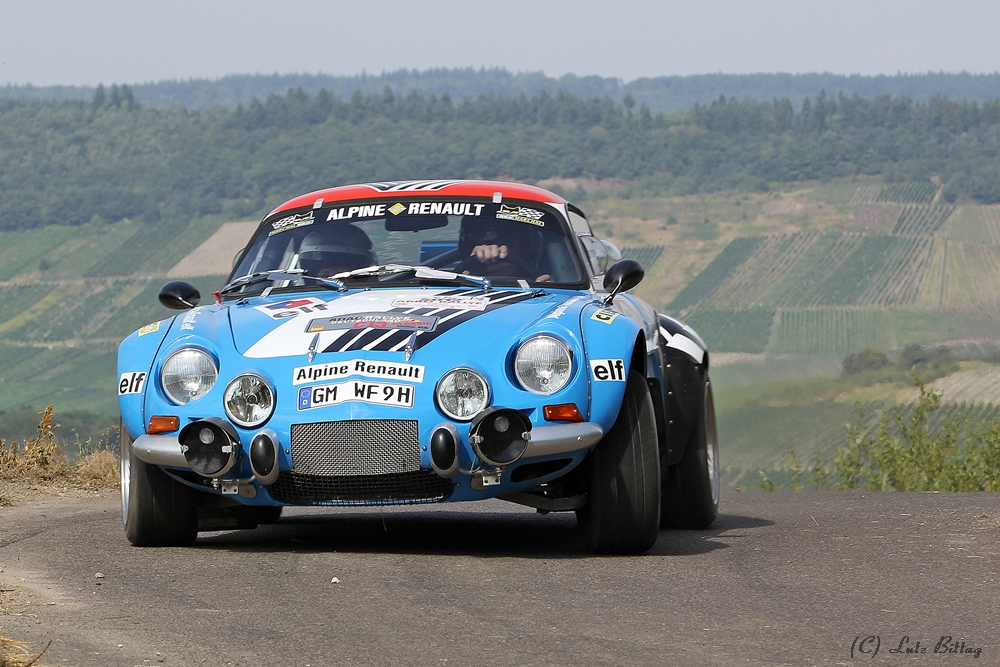 Alpine A110 ...