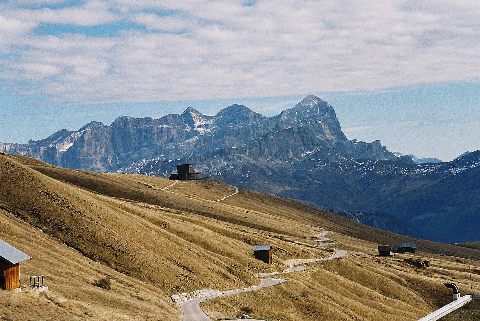 Alpine Kulturlandschaft
