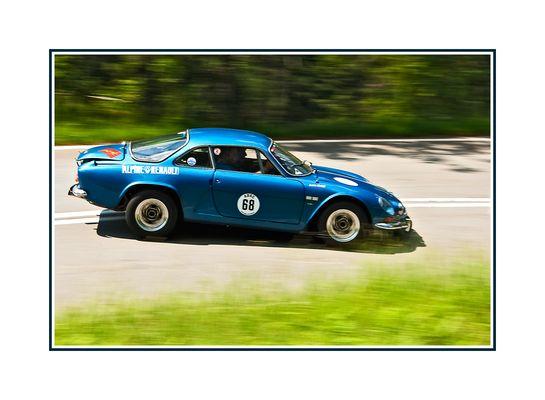 Alpine Renault  A110 (2)