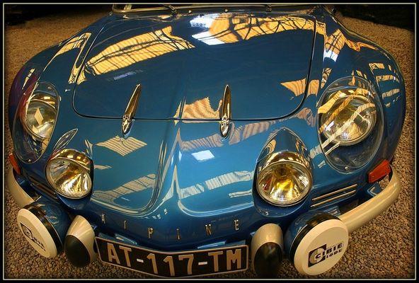 Alpine Renault A110 SC / 1973