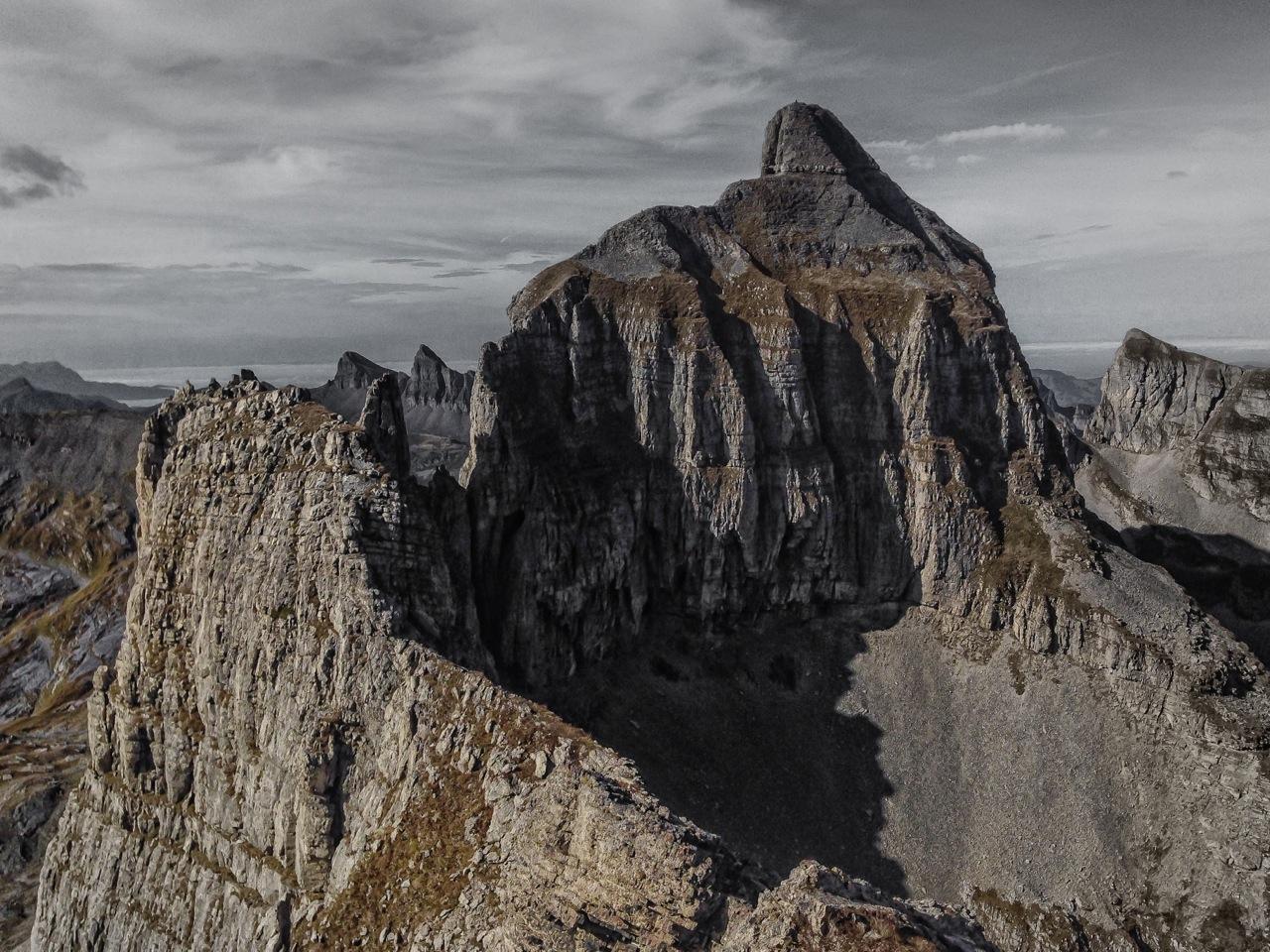 Alpler Tor Schweiz