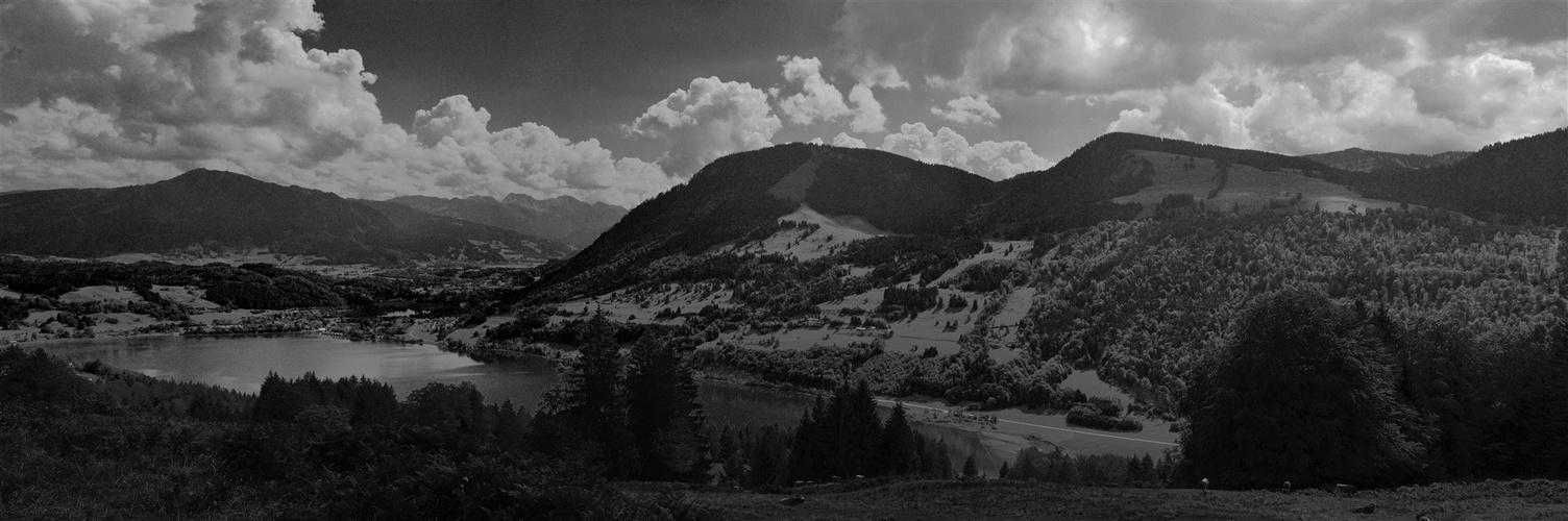 Alpsee Panorama