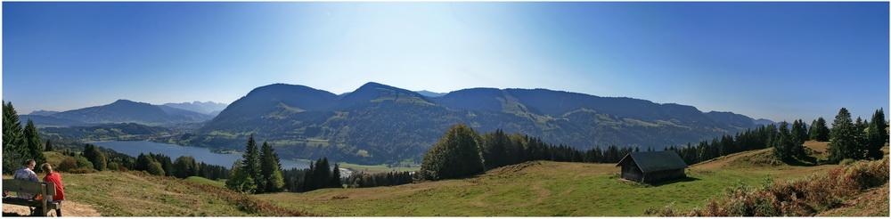 Alpseeblick