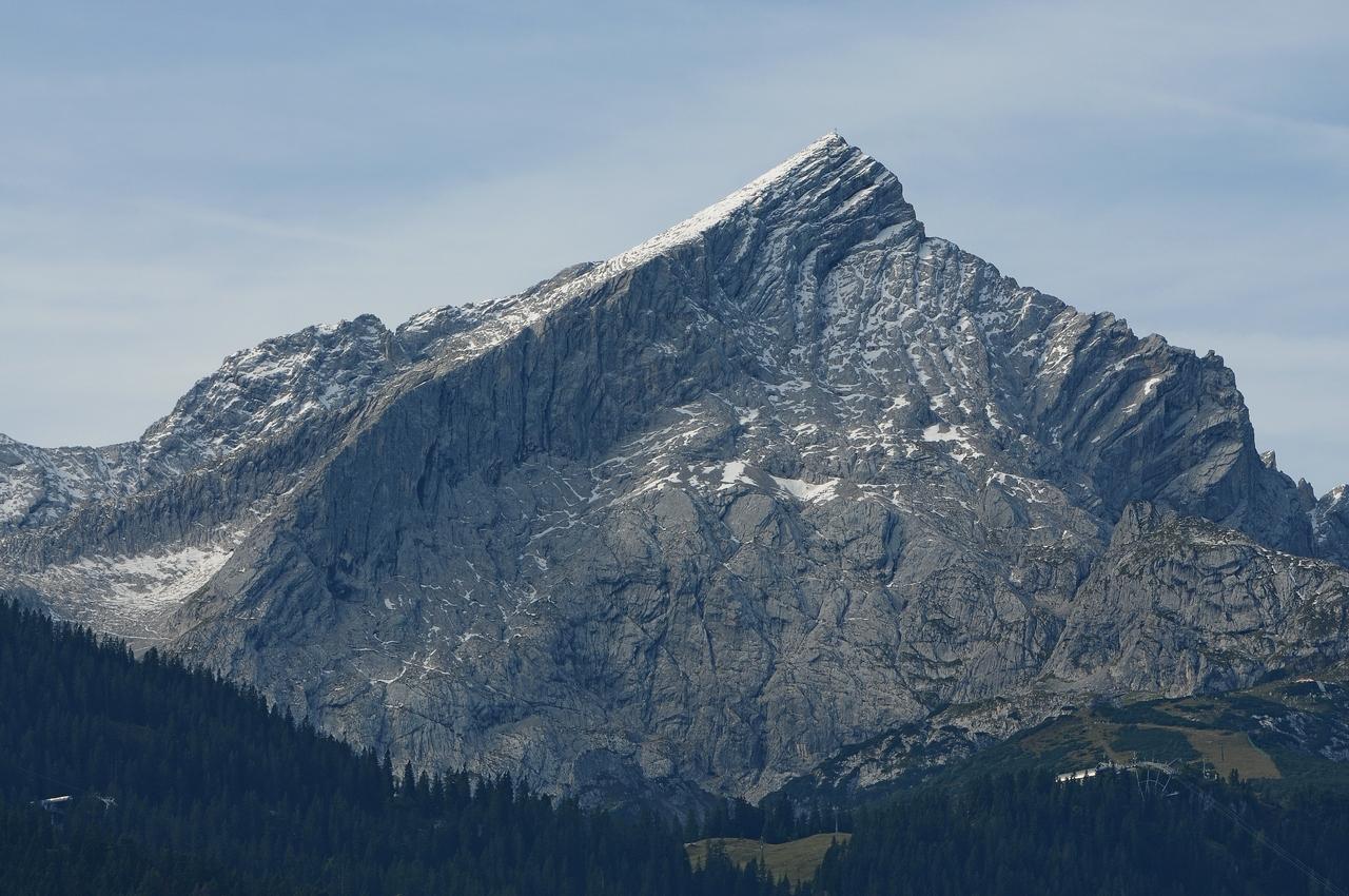 Alpspitze, 2.628 m