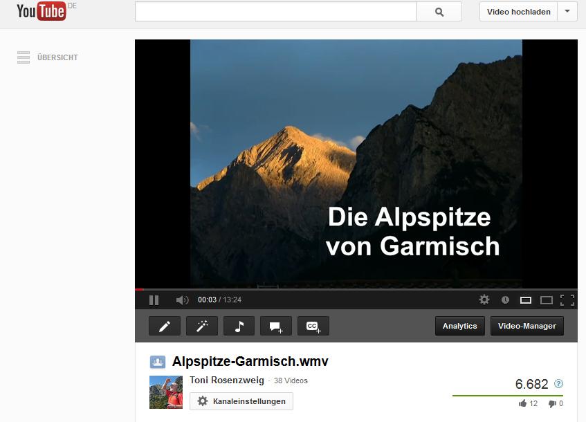 Alpspitze-Diashow