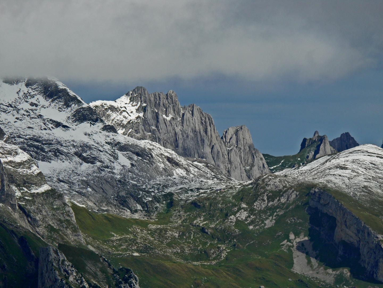 Alpstein-Gebirge
