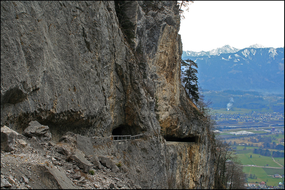 Alpweg zur Alp Rohr