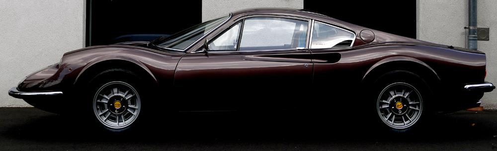 ...als Autos noch schön sein durften...