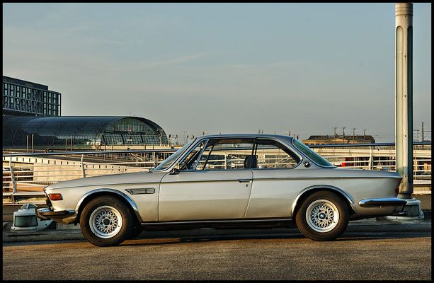 Als BMWs noch cool waren ...