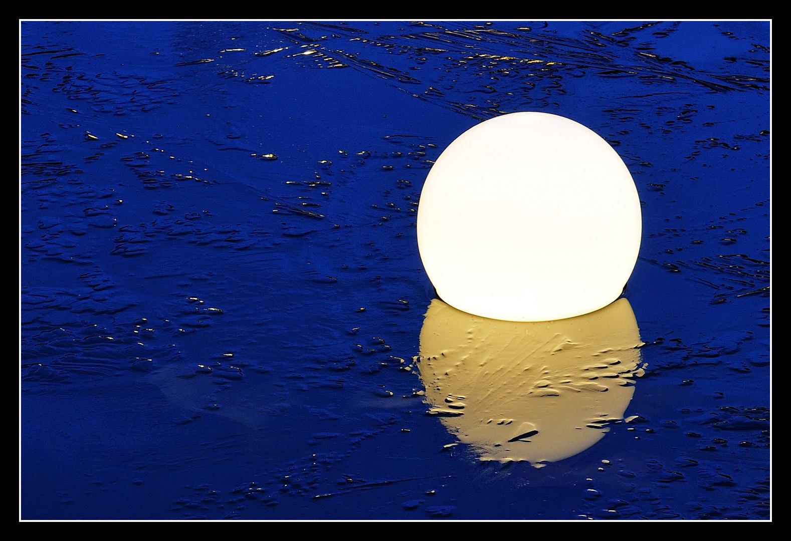 Als der Mond in den Teich fiel... (crop)