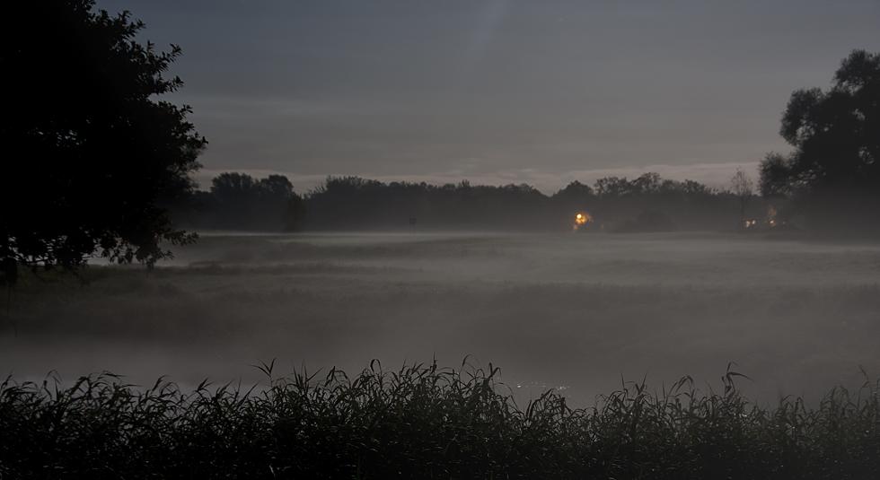 Als der Nebel kam...