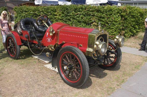 ...als die Autos noch schön waren.. De Dion-Bouton 1908