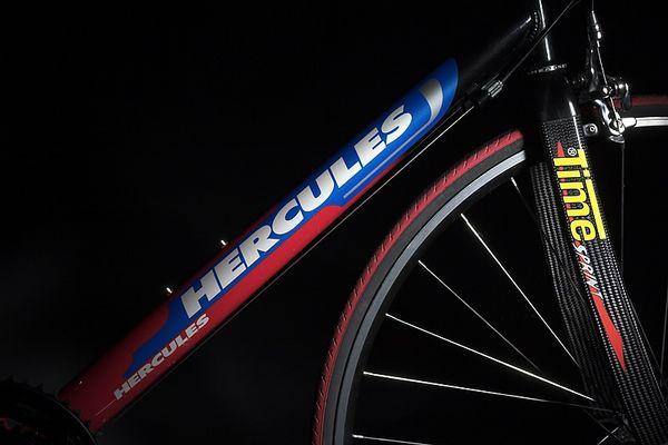 Als Hercules noch Rennräder baute ...