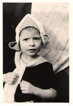 Als holländisches Meisje - Fastnacht 1938