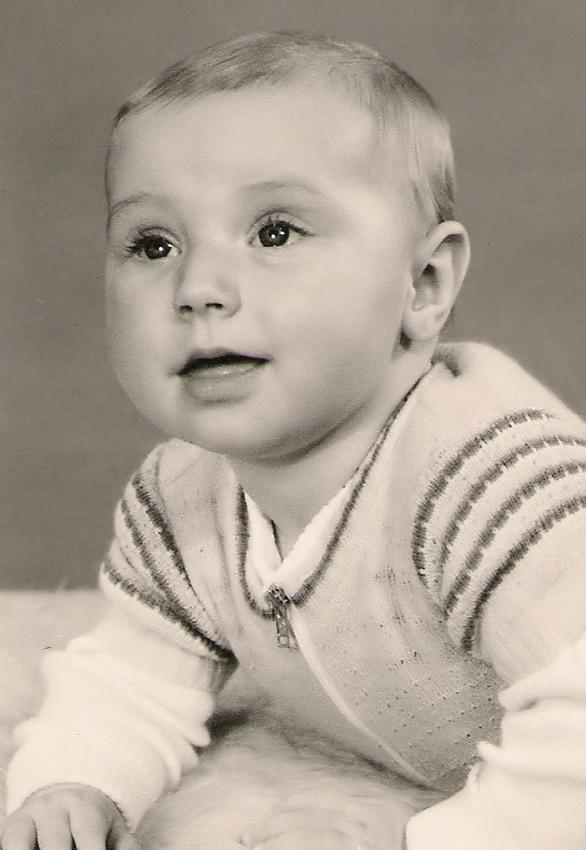 als ich noch klein und süß war ...