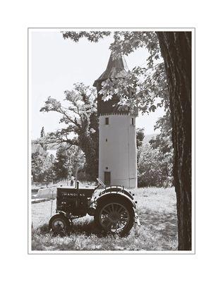 ...als Opa noch mit dem Traktor fuhr...