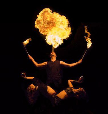 Als Prometheus das Feuer brachte...