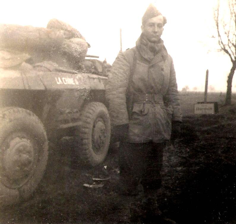 Alsace en février 1945