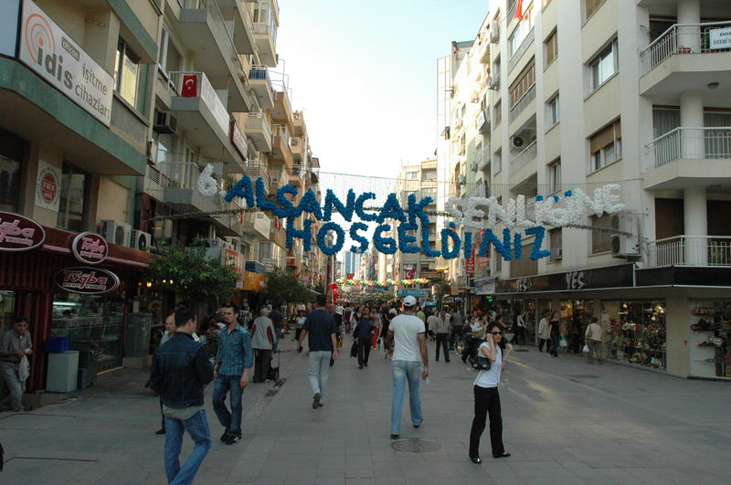 ALSANCAK IZMIR TURKEY